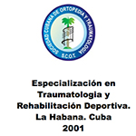 Sociedad Cubana de Ortopedia